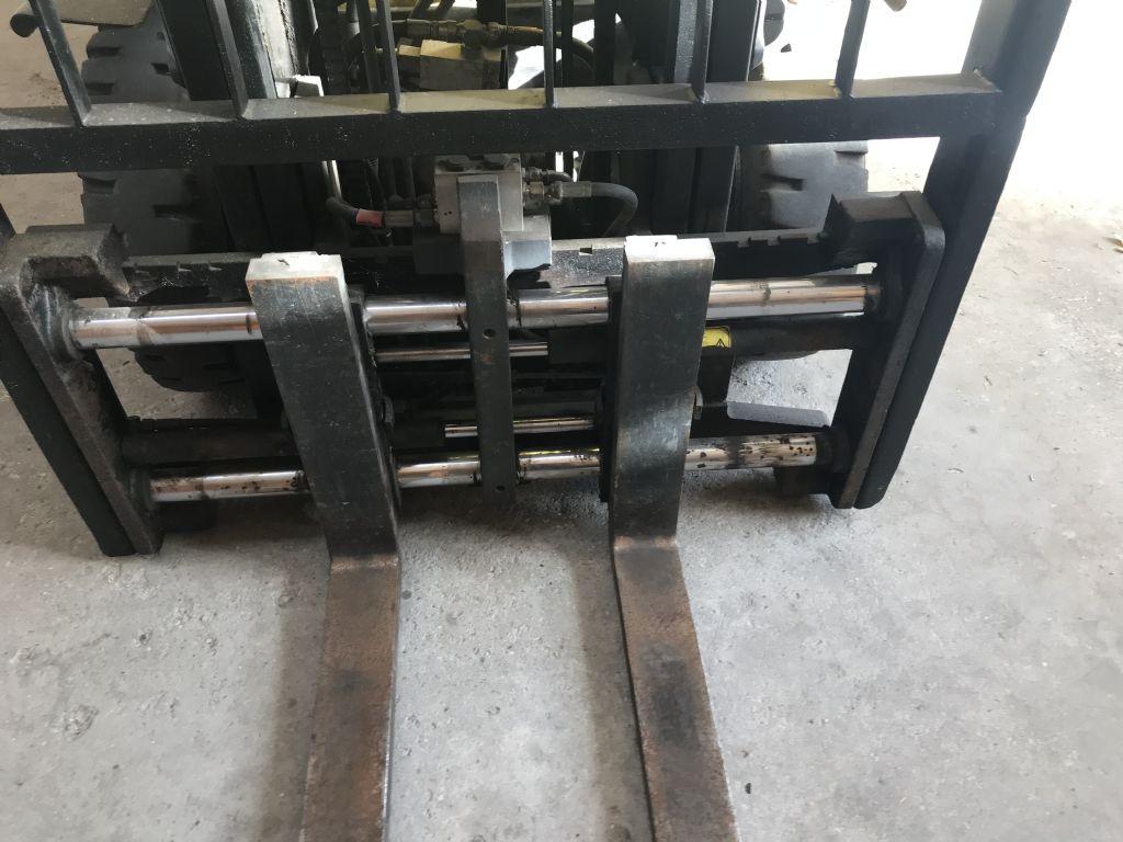 Hyster H2.50XM LPG Forklifts www.staplertechnik.at