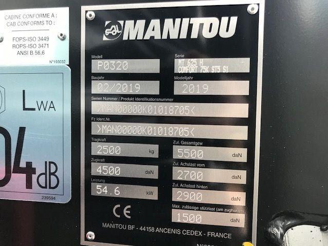 Manitou-MT 625 H-Teleskopstapler starr-www.staplertechnik.at