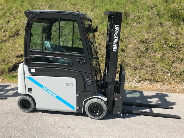 UniCarriers TX4 20Q Electric 4-wheel forklift www.staplertechnik.at