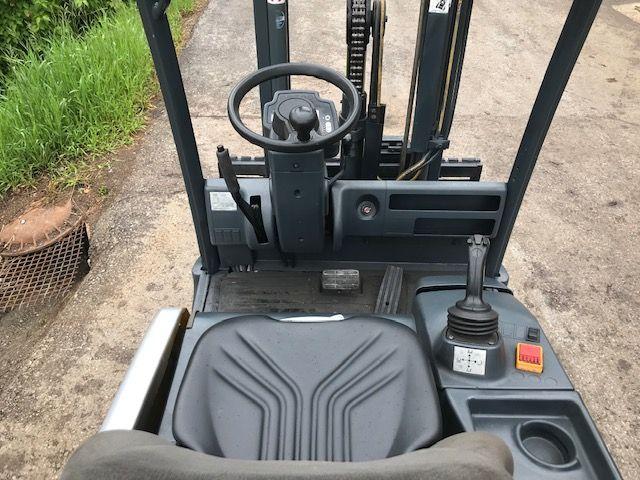 Jungheinrich-EFG 318k-Elektro 4 Rad-Stapler-www.staplertechnik.at
