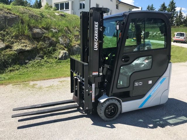 UniCarriers TX3 20L Electric 4-wheel forklift www.staplertechnik.at