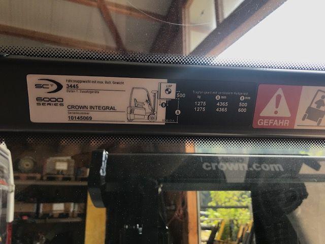 Crown-SCT 6020 - 1.3-Elektro 3 Rad-Stapler-www.staplertechnik.at