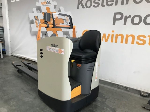 Crown-RT 4040-Niederhubkommissionierer-www.staplertechnik.at