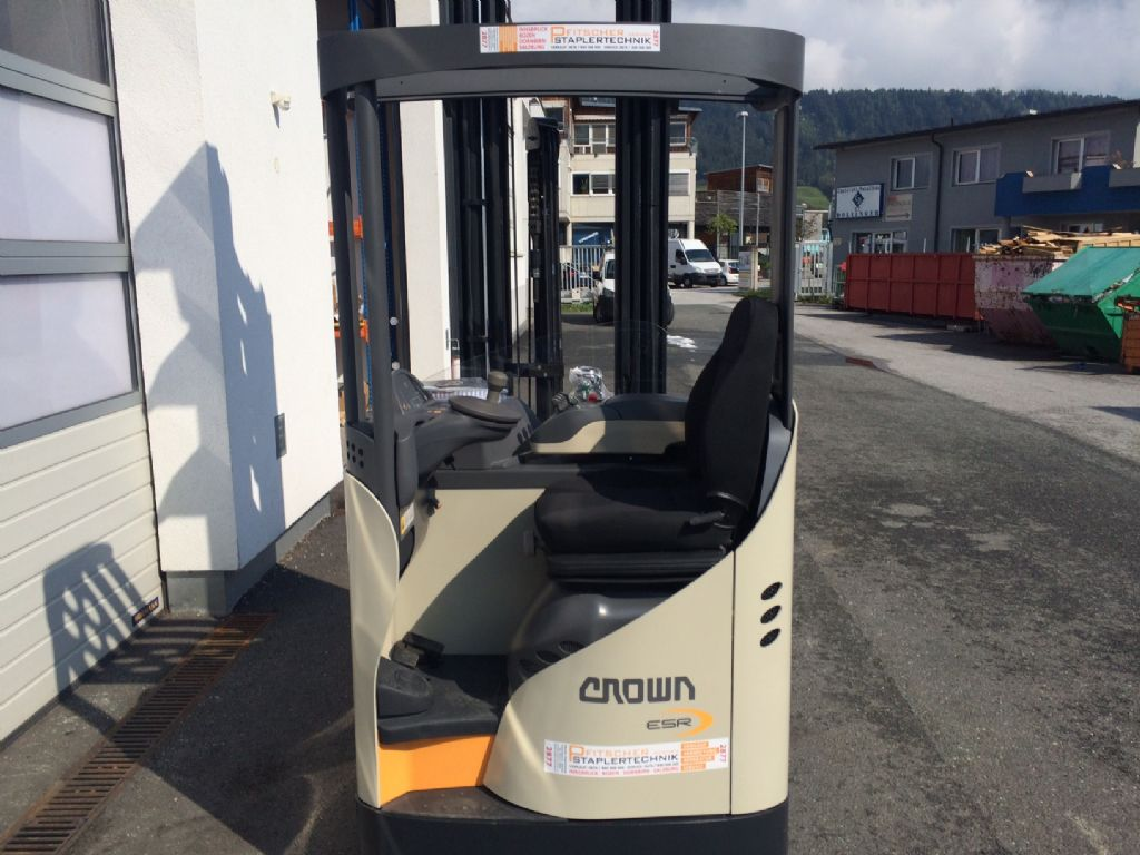 Crown ESR 5240 1.6 TT 8415 Reach Truck www.staplertechnik.at