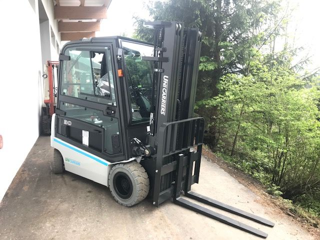 UniCarriers G1Q2L30Q Electric 4-wheel forklift www.staplertechnik.at