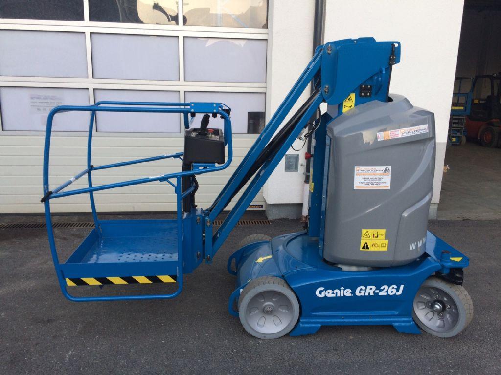 Genie-GR26J-Senkrecht Hebebühne-www.stapler-mueller.com