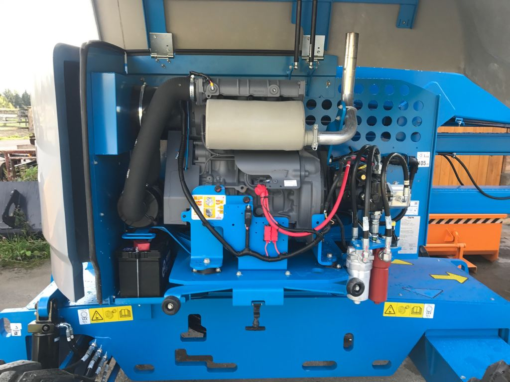 Genie-Z 45/25J-Gelenkteleskopbühne-www.staplertechnik.at