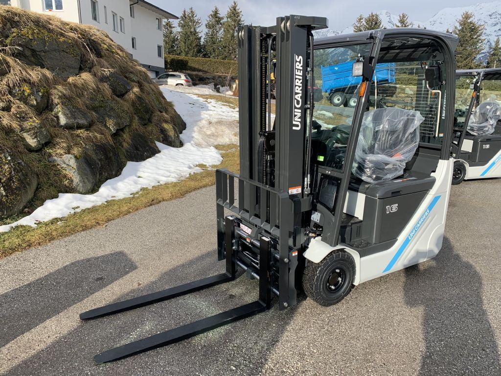 UniCarriers TX3-16 Electric 3-wheel forklift www.staplertechnik.at