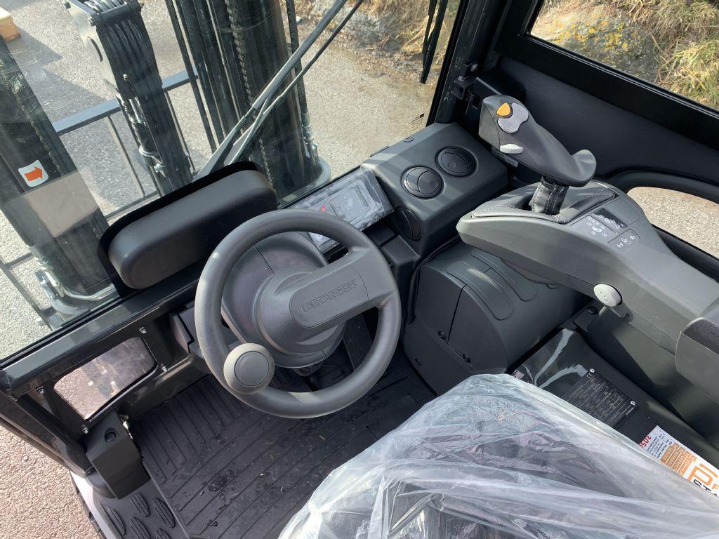 UniCarriers TX3-20L Electric 3-wheel forklift www.staplertechnik.at