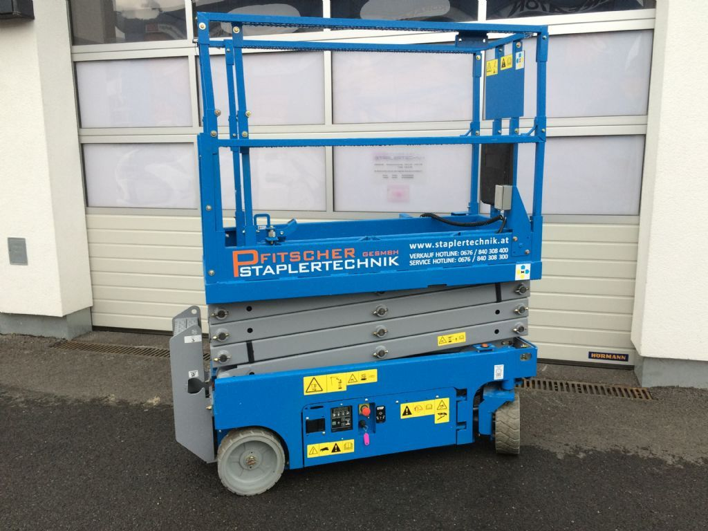 Genie Genie GS-1932 Scissor Lifts www.staplertechnik.at