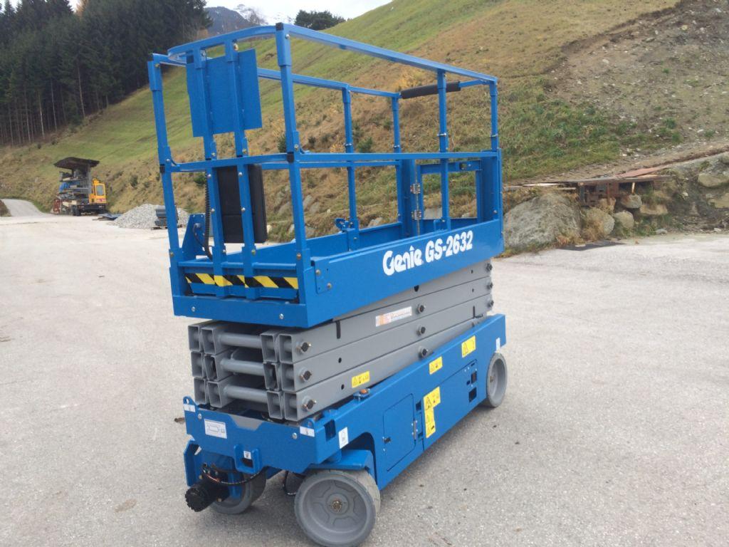 Genie-GS 2632 (code 15500)-Scherenarbeitsbühne-www.staplertechnik.at