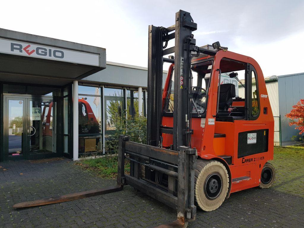 Carer-Z65KN-Elektro 4 Rad-Stapler-http://www.regio-stapler.de