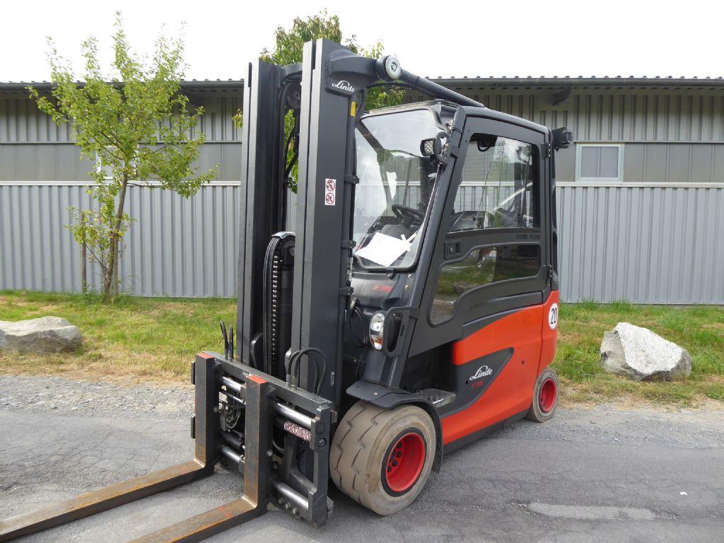 Linde-E35HL-01-Elektro 4 Rad-Stapler-www.rf-stapler.de