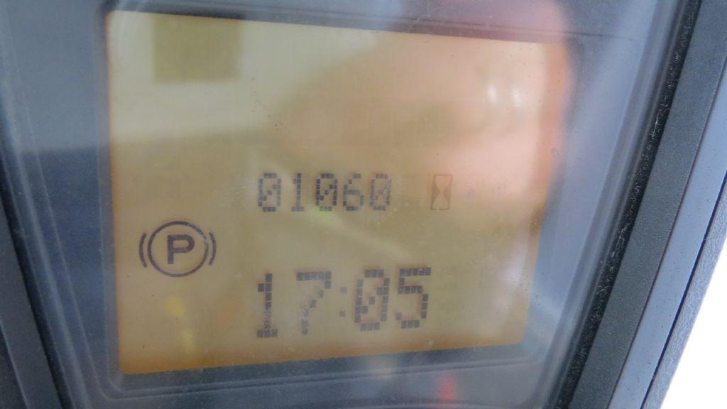 Gebrauchtstapler-Linde-E12-386-Elektro 3 Rad-Stapler-www.rf-stapler.de