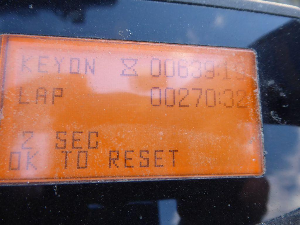 Gebrauchtstapler-Toyota-7FBEST13-Elektro 3 Rad-Stapler-www.rf-stapler.de