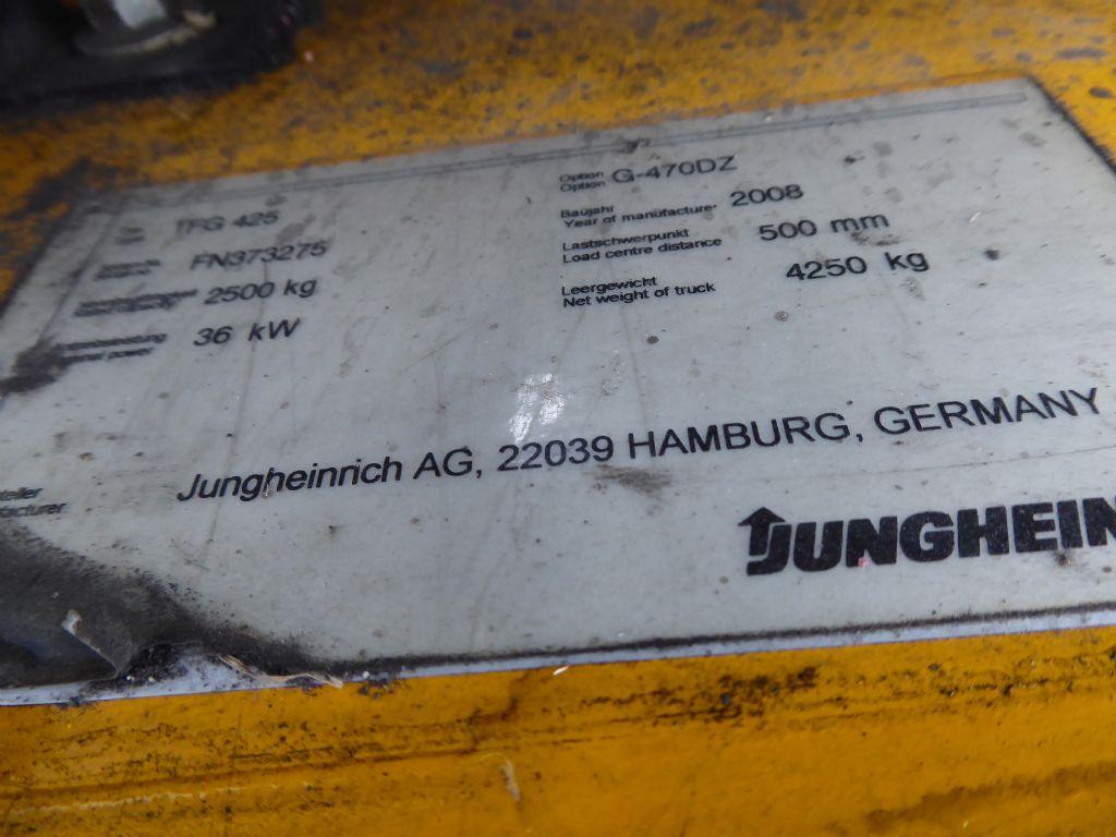 Gebrauchtstapler-Jungheinrich-TFG 425-Treibgasstapler-www.rf-stapler.de