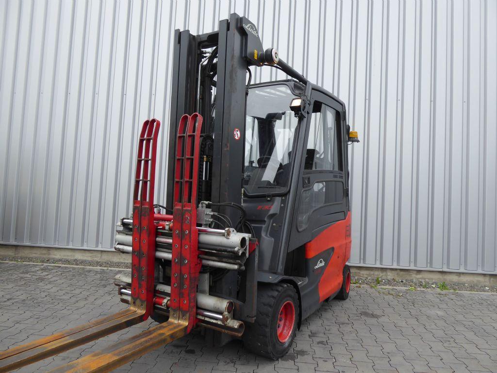 Linde-E30HL-01/600-Elektro 4 Rad-Stapler-www.rf-stapler.de