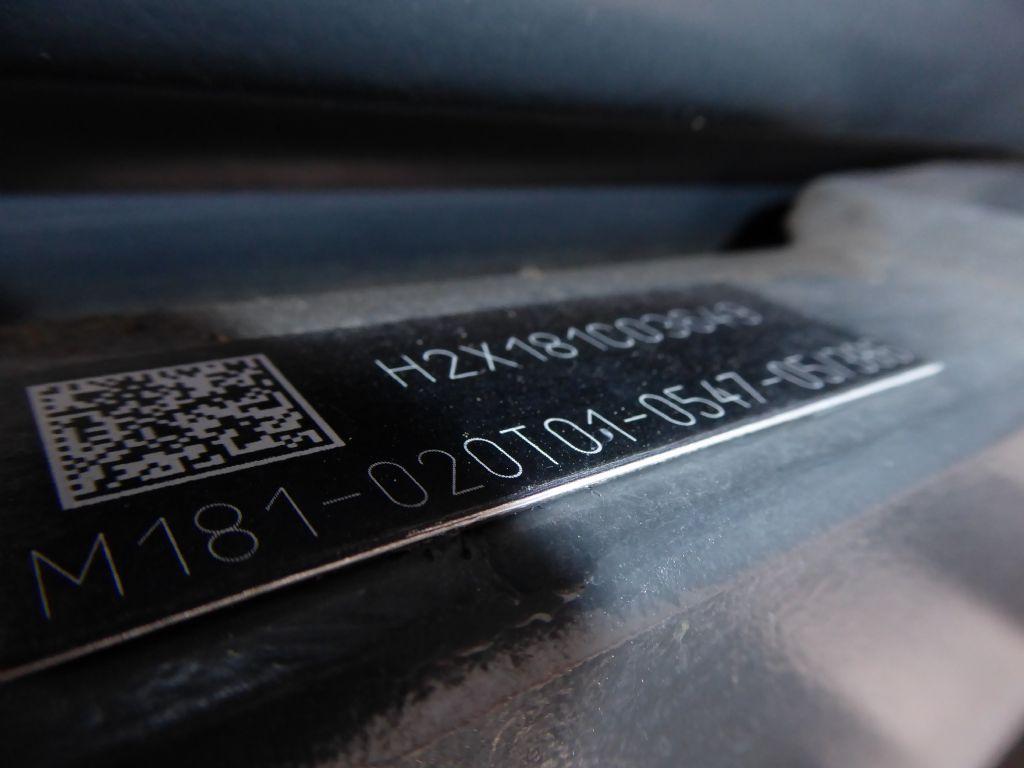 Gebrauchtstapler-Linde-E18-01-Elektro 3 Rad-Stapler-www.rf-stapler.de