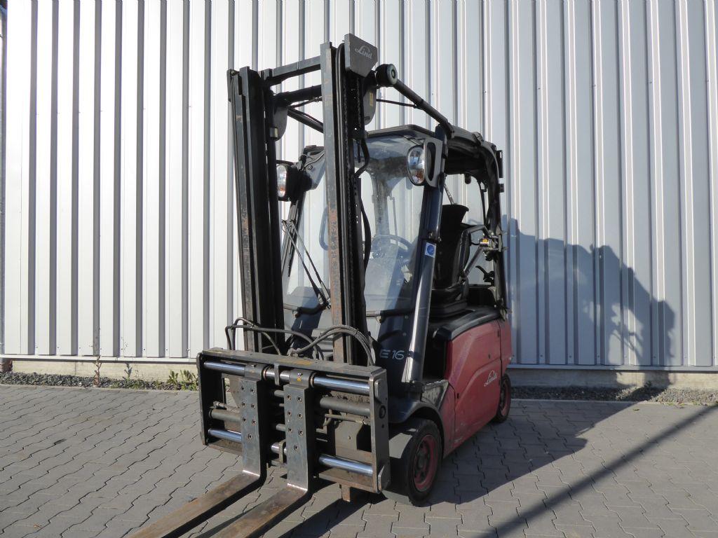 Linde-E16P-01-Elektro 4 Rad-Stapler-www.rf-stapler.de