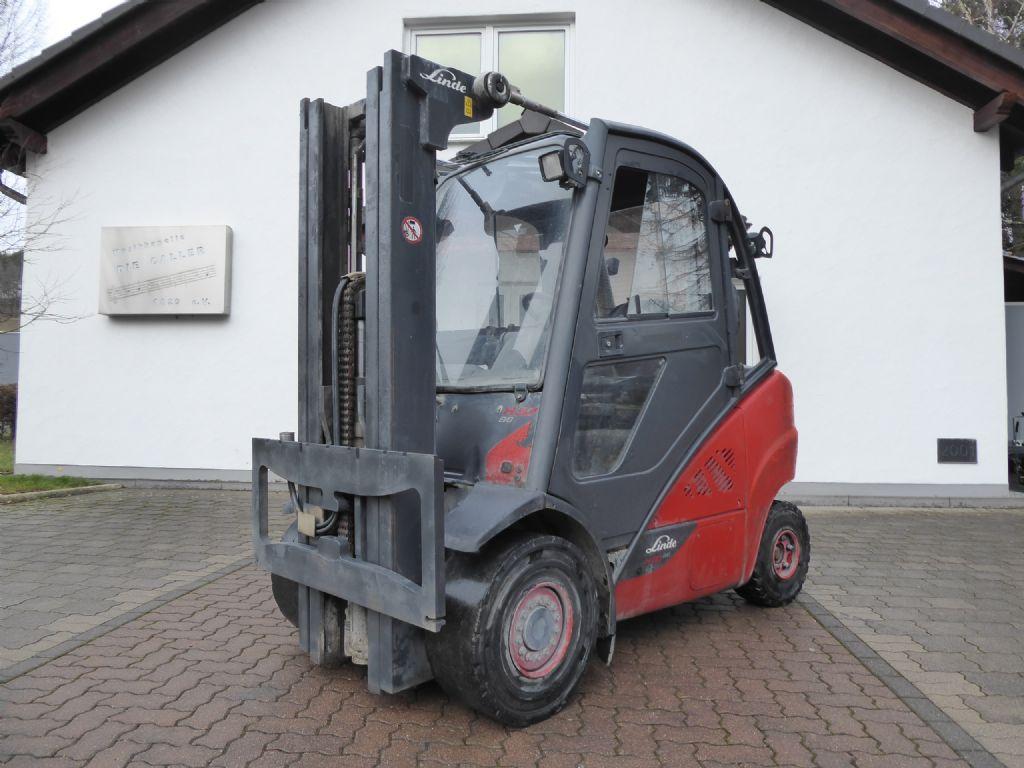 Linde-H30D-02-Diesel Forklift-www.rf-stapler.de