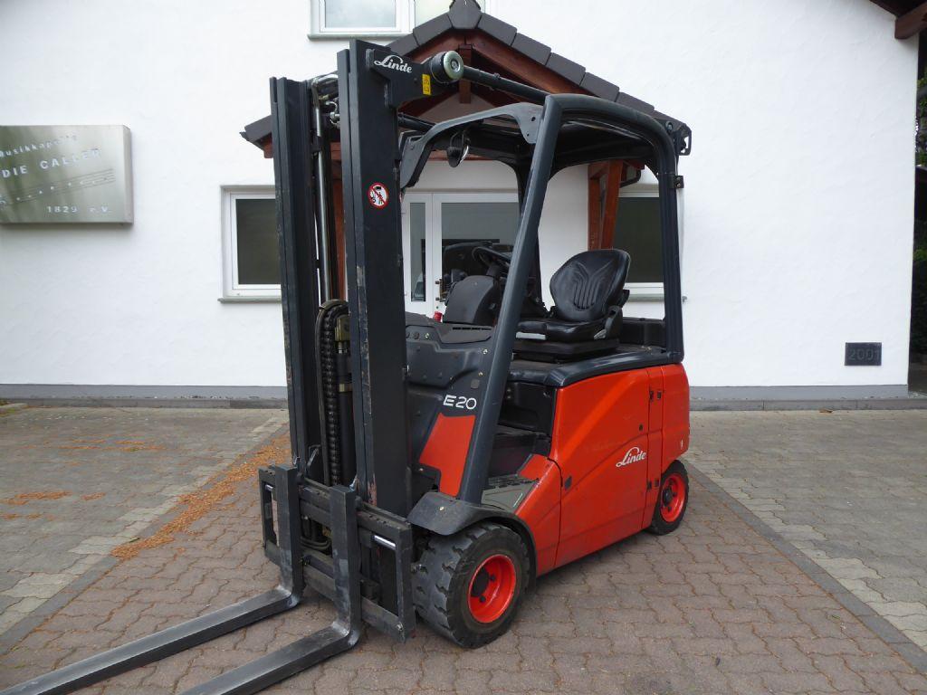 Linde-E20PH-02-Elektro 4 Rad-Stapler-www.rf-stapler.de