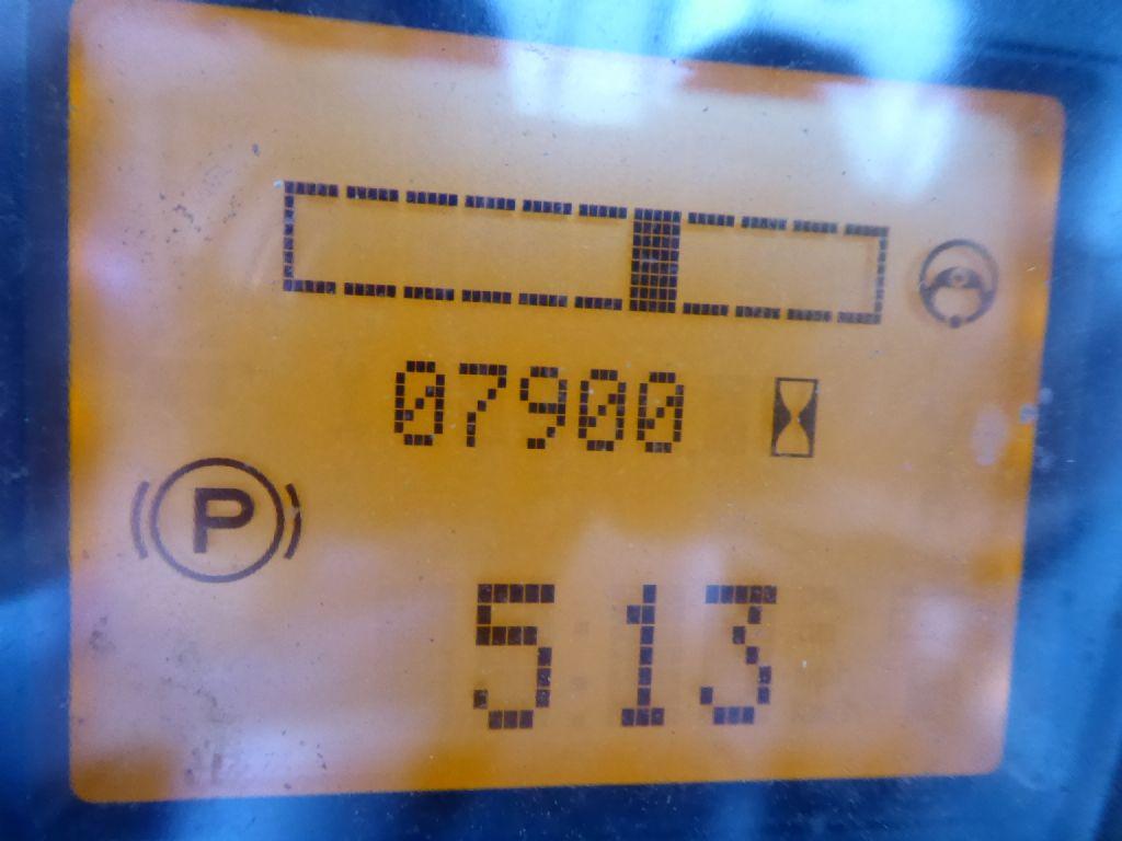 Gebrauchtstapler-Linde-E16-02-Elektro 4 Rad-Stapler-www.rf-stapler.de