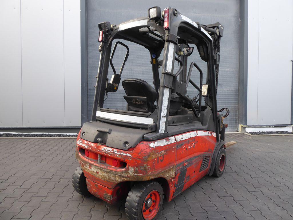 Gebrauchtstapler-Linde-E20PL-01-Elektro 4 Rad-Stapler-www.rf-stapler.de