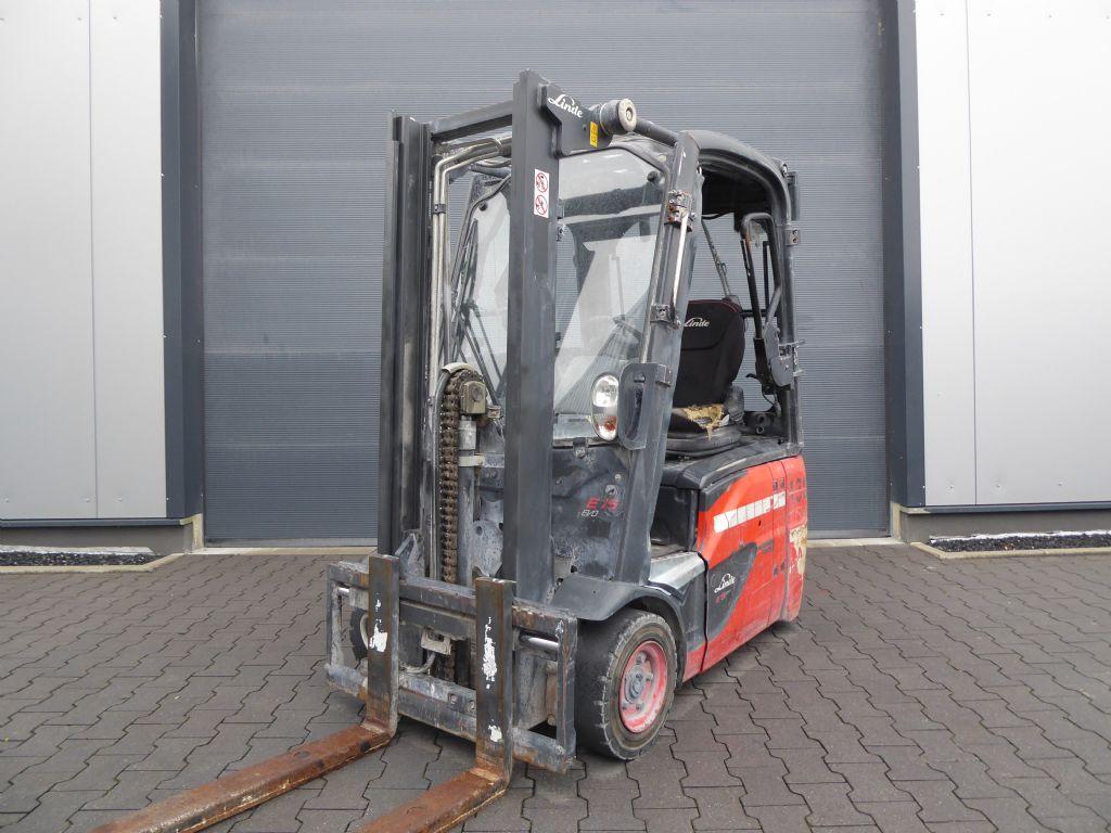 Linde-E16-02-Elektro 3 Rad-Stapler-www.rf-stapler.de