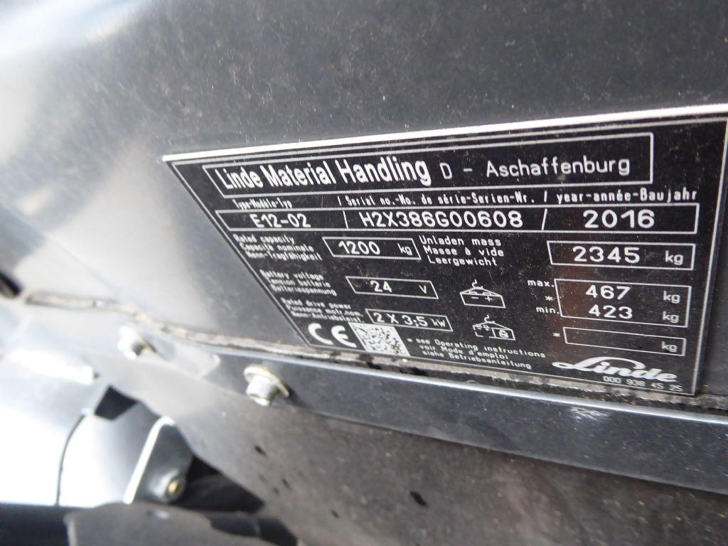 Mietstapler-Linde-E12-02-Elektro 3 Rad-Stapler-www.rf-stapler.de