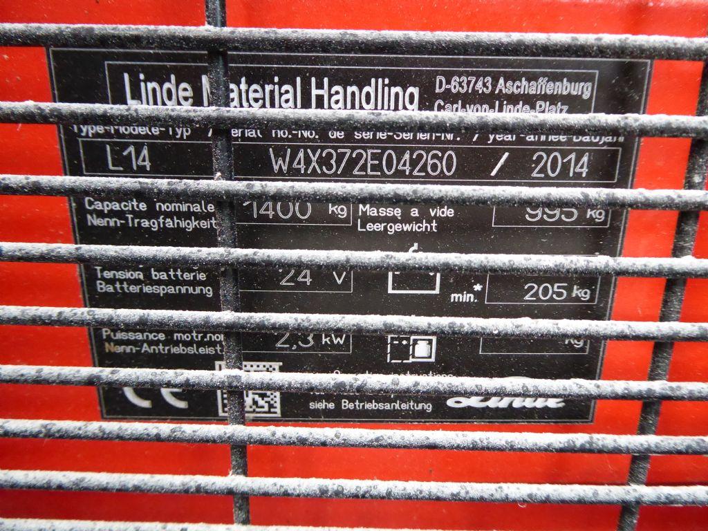 Gebrauchtstapler-Linde-L14-Hochhubwagen-www.rf-stapler.de