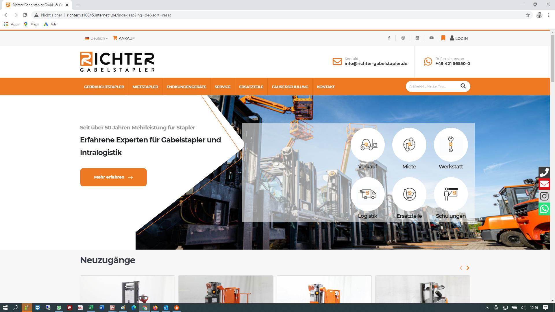 Richter Gabelstapler GmbH & Co. KG
