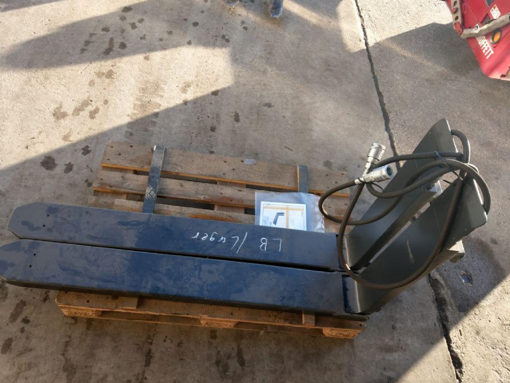 Stabau S 5- TG 35  1350/1000 Teleskopgabelzinken www.foerdertechnik-rietberg.de