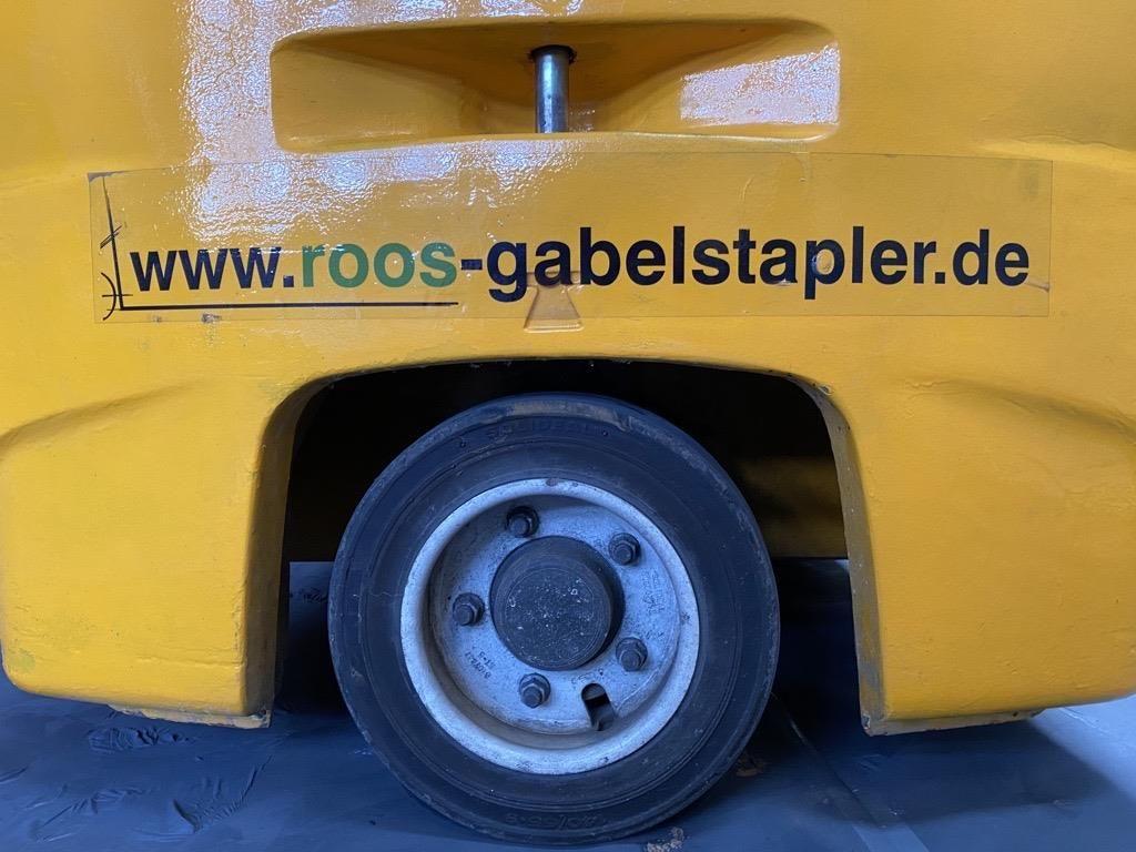 Jungheinrich EFG216 Elektro 3 Rad-Stapler www.roos-gabelstapler.de