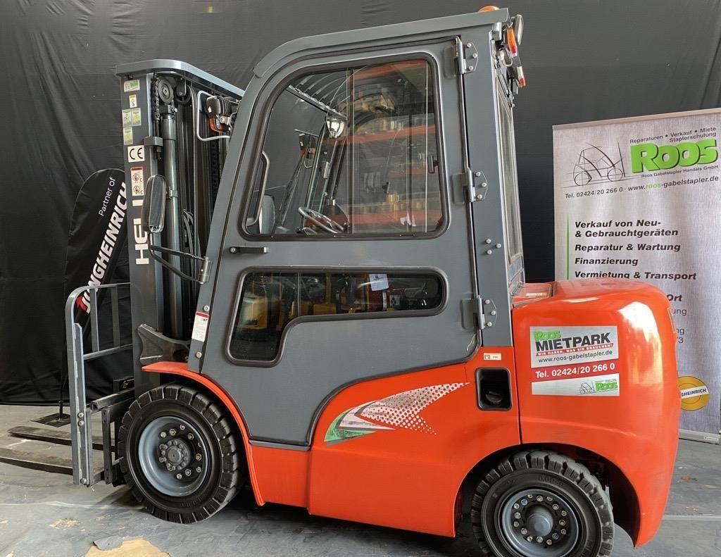 Heli CPCD25 - WSG2 Dieselstapler www.roos-gabelstapler.de