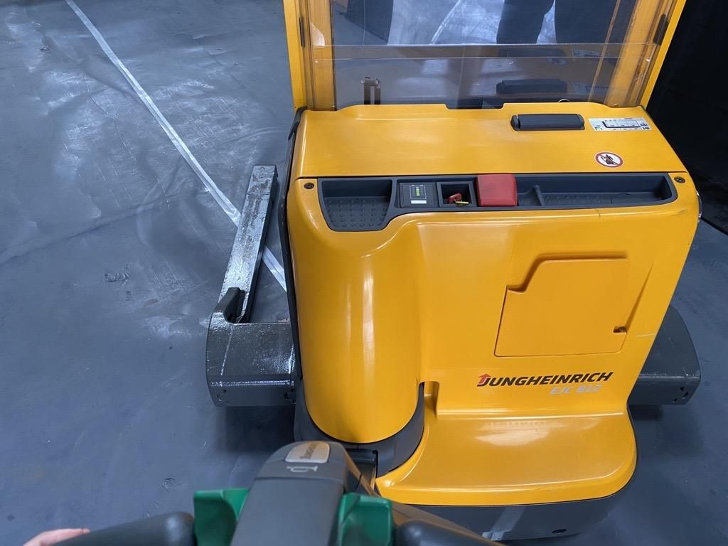 Jungheinrich EJC B12 G Hochhubwagen www.roos-gabelstapler.de