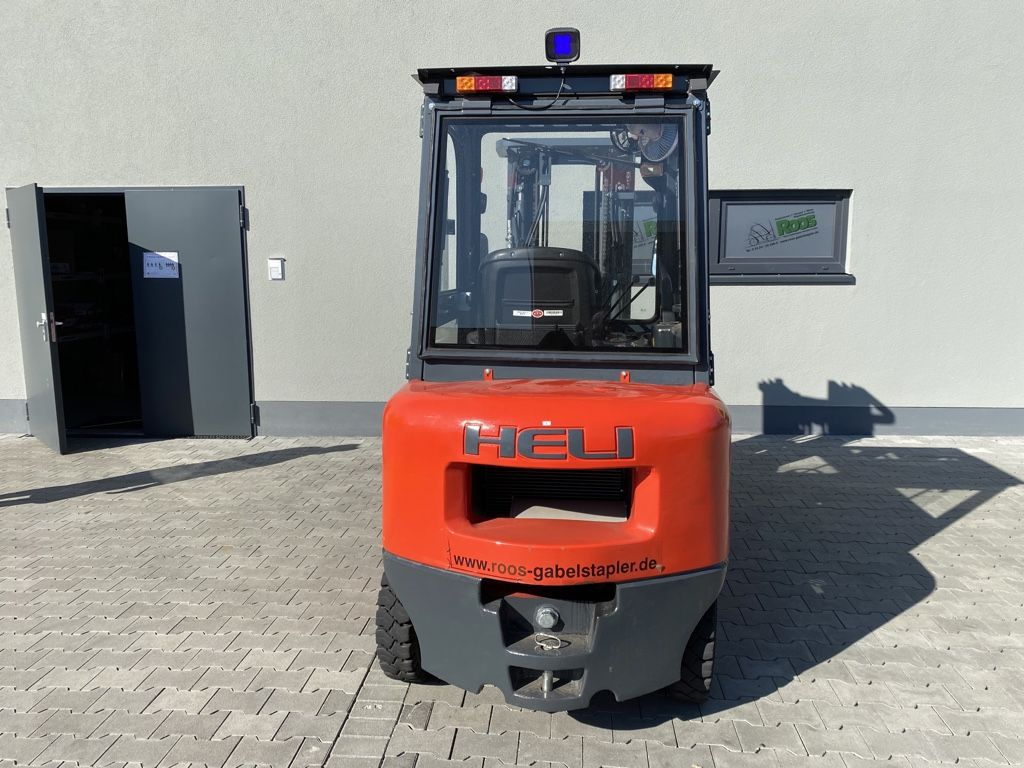 Heli CPCD25-WS1H Dieselstapler www.roos-gabelstapler.de