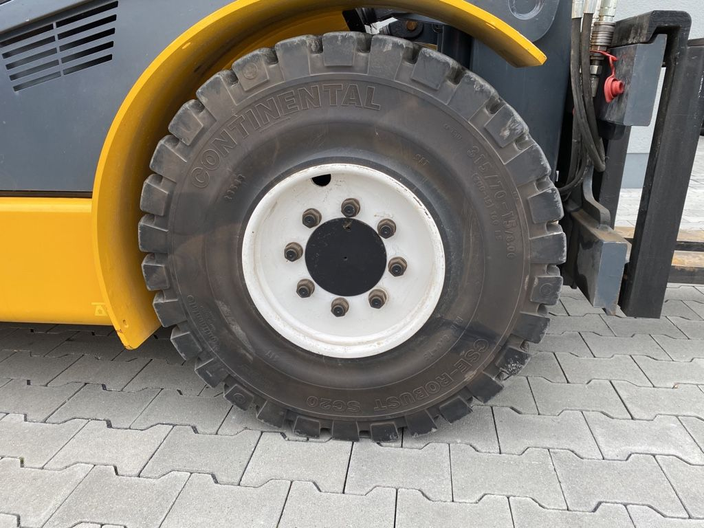 Jungheinrich DFG 540s Dieselstapler www.roos-gabelstapler.de