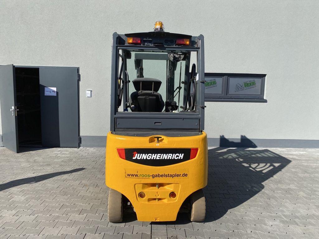 Jungheinrich EFG 425K ZZ SP ZV6 1200 Elektro 4 Rad-Stapler www.roos-gabelstapler.de