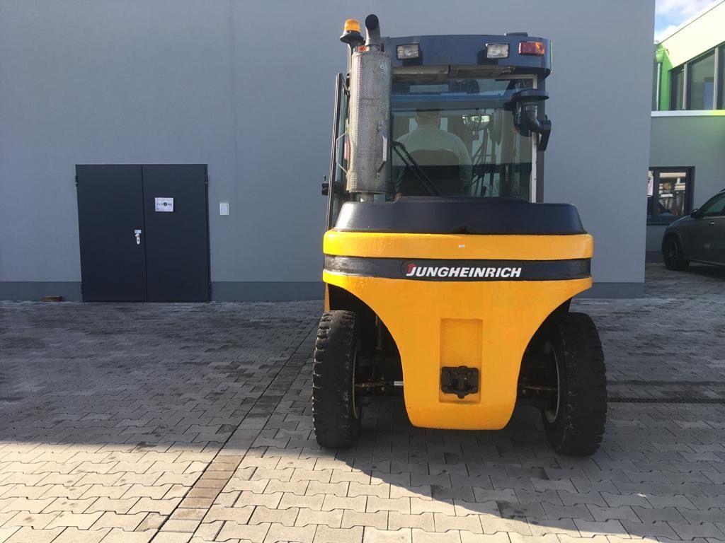 Jungheinrich DFG 680 Dieselstapler www.roos-gabelstapler.de