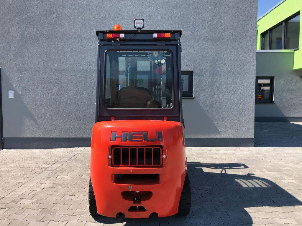 Heli CPCD25 WSG 2 Dieselstapler www.roos-gabelstapler.de