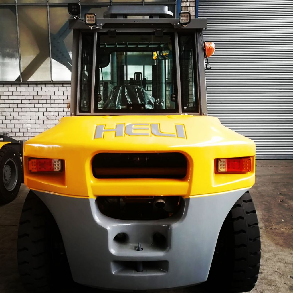 Heli CPCD100-CU7G Dieselstapler www.roos-gabelstapler.de