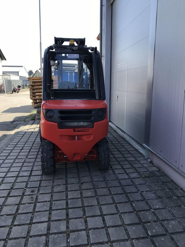 Linde H30 Dieselstapler www.mr-staplerservice.de
