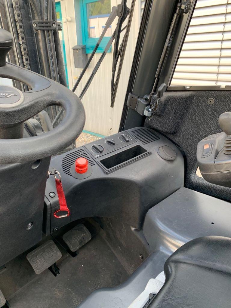 Linde E20 PH-02 Triplex  Elektro 4 Rad-Stapler www.mr-staplerservice.de