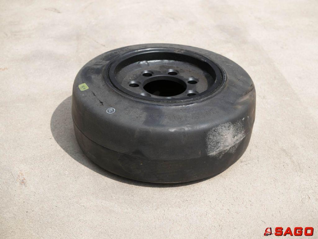 Gabelstapler Reifen, Räder und Felgen kaufen  Baumann Reifen