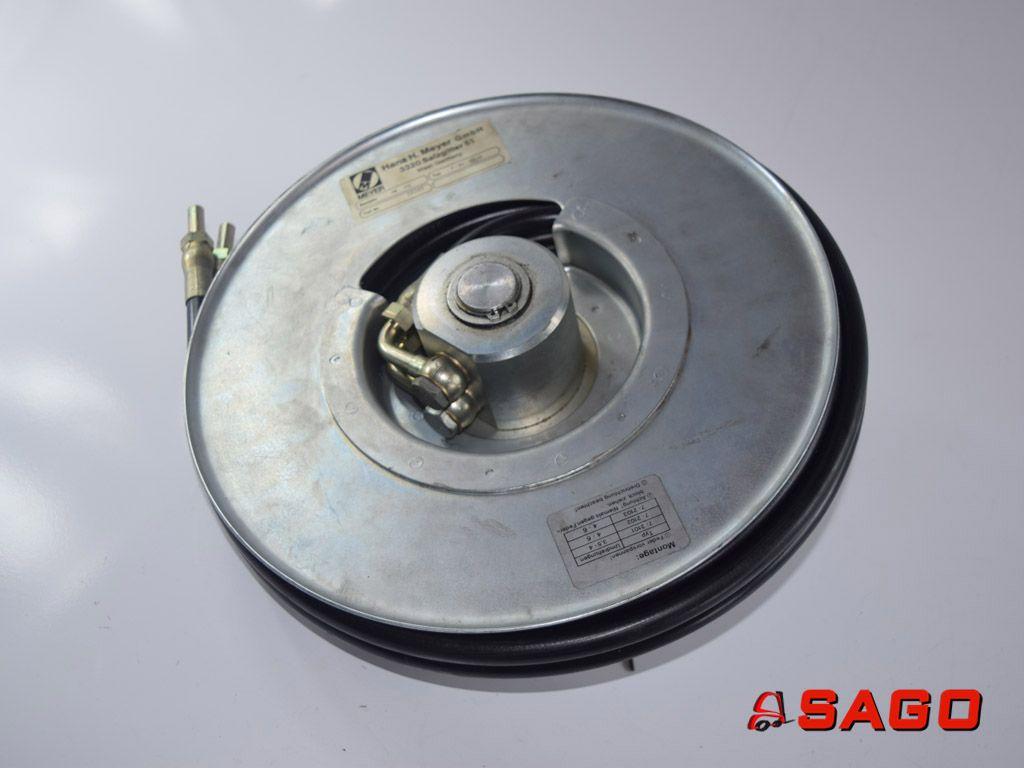 PALMAT Automatische einstellbare hydraulische T/ürschlie/ßer mit Gleitschienenarm und Eisenabdeckung f/ür Schwerlastbereich Silber