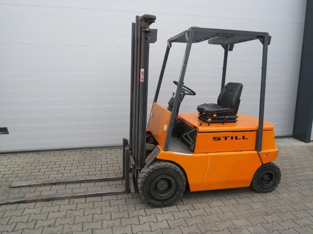 Still-EFG2.5/6003-Elektro 4 Rad-Stapler-http://www.sago-online.com