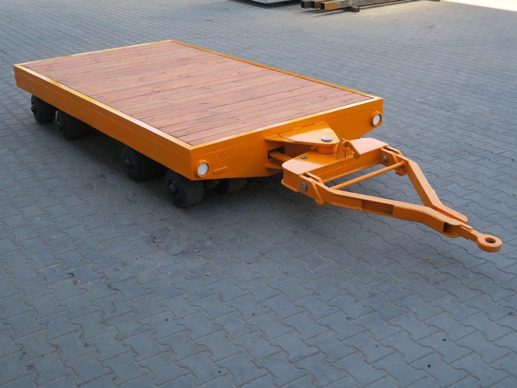 MAFI-15T -Schwerlastanhänger-www.sago-online.com