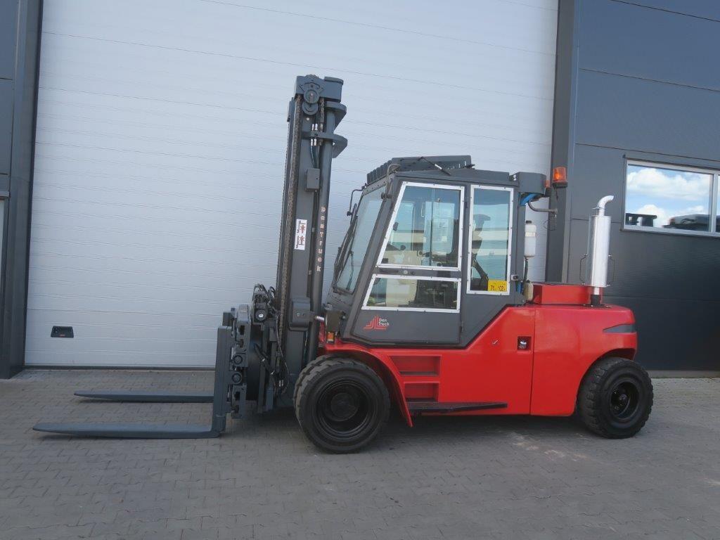 Dan Truck-9680DD-Schwerlaststapler-http://www.sago-online.com