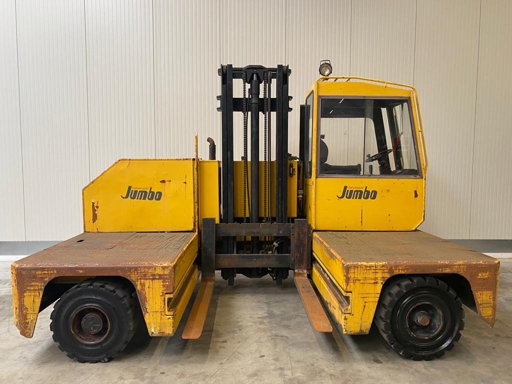 Jumbo J/SLN 40/14/40 Seitenstapler www.burgstaller.cc