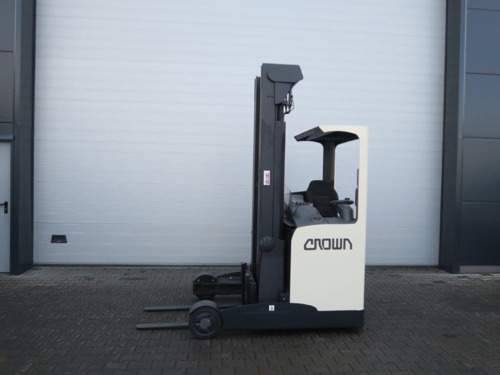 Crown-ESR 4016-OPT 2 - TRIPLEX-Schubmaststapler-http://www.sago-online.com